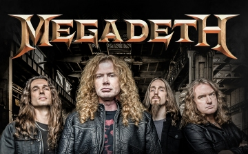 Five Finger Death Punch és Megadeth is jön Budapestre