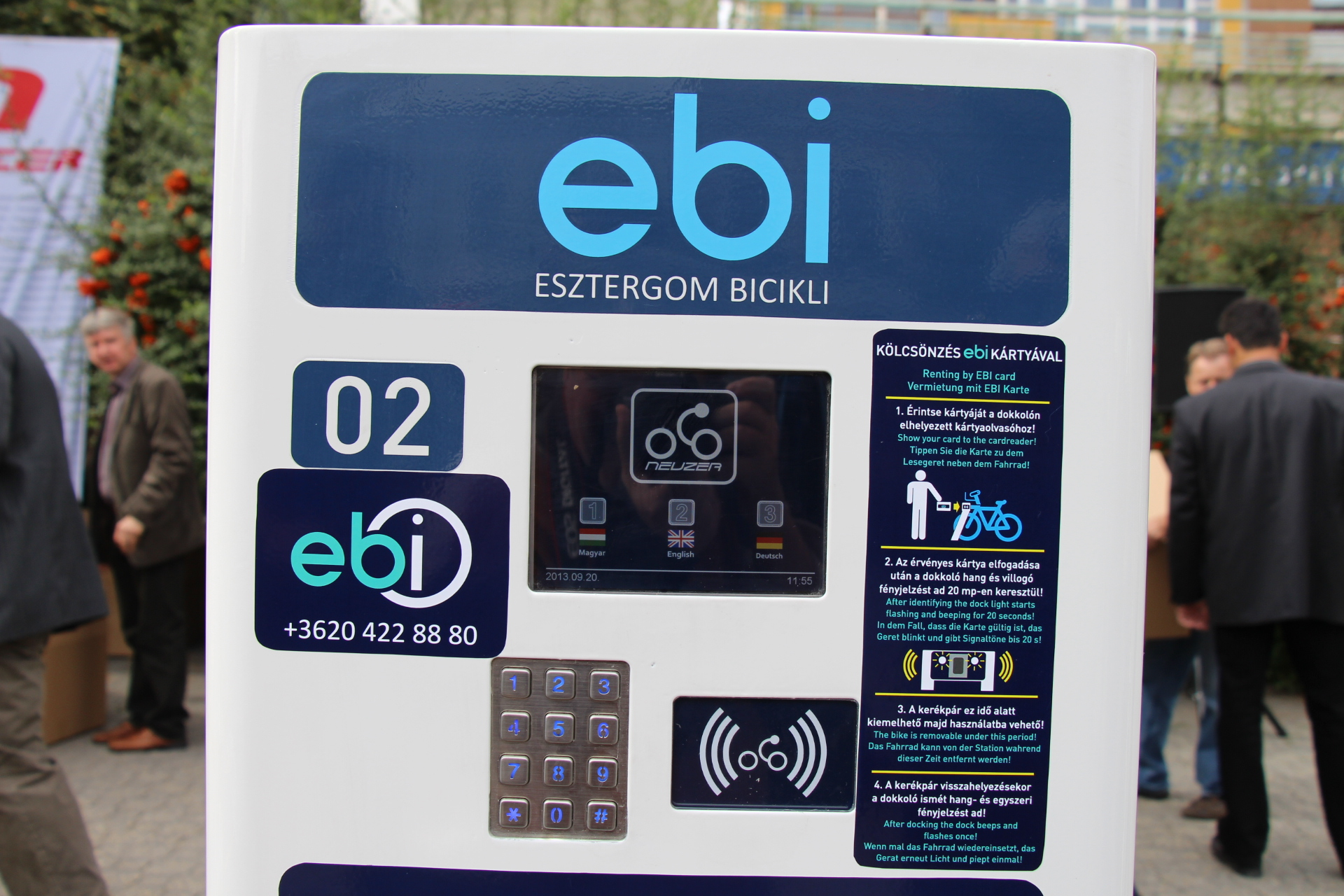 EBI Esztergomi Bicikli
