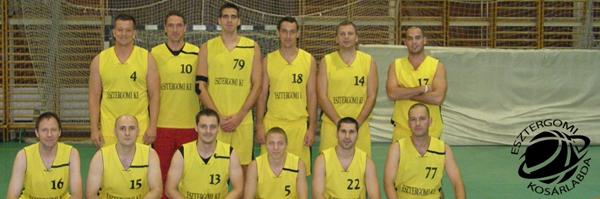 Esztergomi kosárlabda csapat