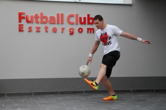 Futballünnep Esztergomban – FC Esztergom pályaátadó