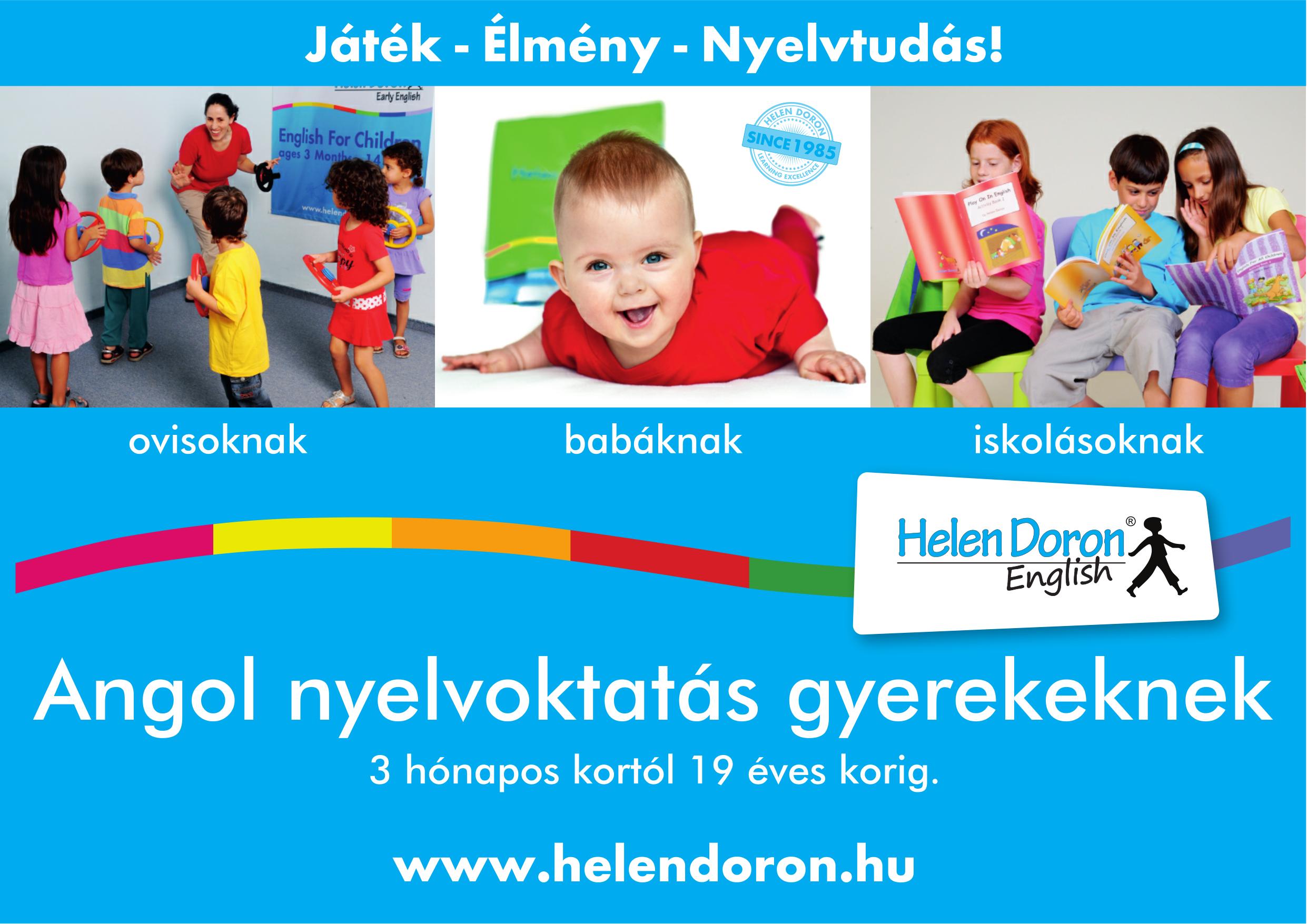Helen Doron Nyelviskola Esztergom